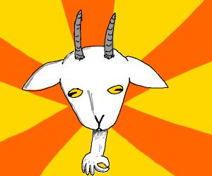 Zen goat