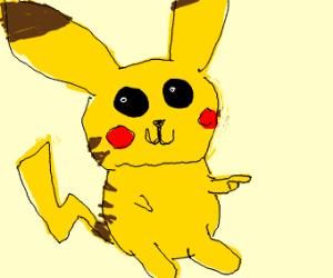 pokemon points at nothing