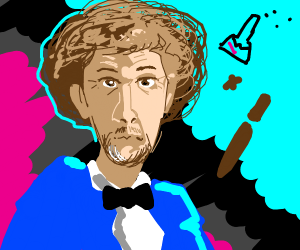 The fusion of Bob Ross and Bill Nye