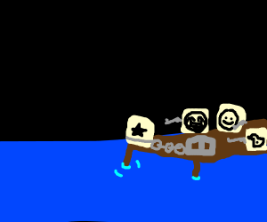 The death of a Drawception fave