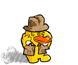 Detective Pikachu Spinoff: Detective Psyduck