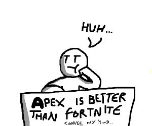 apex better than fortnite