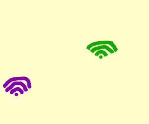 two wi-fi s
