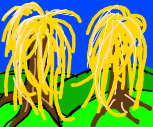 Noodle forest