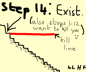 Step 13: the remaining 12 form a killing game