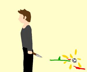 flower murder