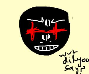 angry as fuk