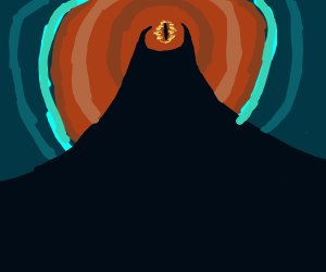 The Eye of Sauron is watching you