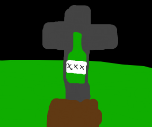 RIP alcohol