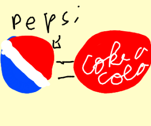 Coke and Pepsi taste the same