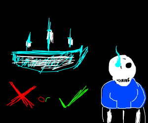 sans ship that shouldn't exist
