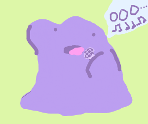 Ditto singing