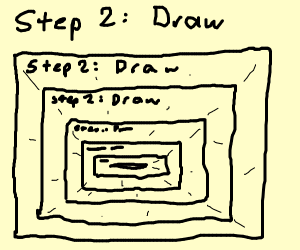 Step 1: Play Drawception