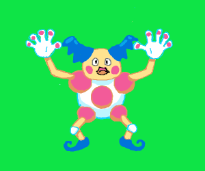Mr Mime!
