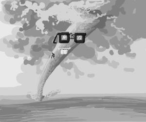 nerdy tornado