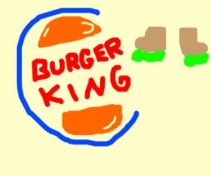 Number 15: Burger King Foot Lettuce
