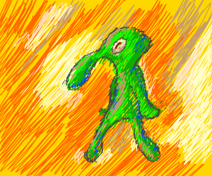 Bold and brash by squidward