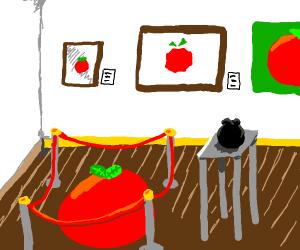 Tomato museum.