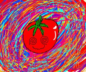 Tomato on LSD