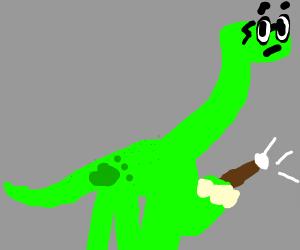 Harry Potter Dinosaur