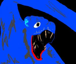 Dragon with no teeth