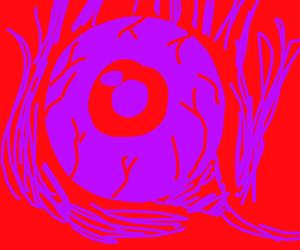 Retina Burning