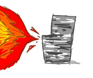 missingo used fireblast