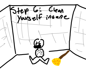 Step 5: clean up after yourself