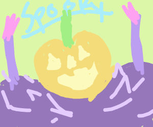 something spooky