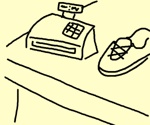 Shoe Cashier
