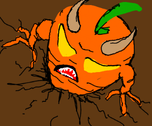 Satanic lord Carrot