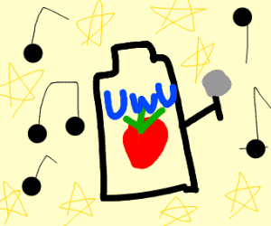 tomato ketchup pop star
