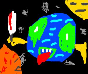 Evil Earth