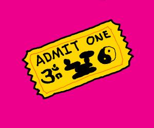 Zen Ticket