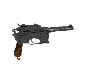 Nazi gun