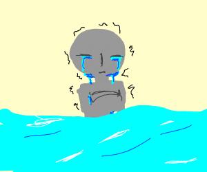 Crying floods