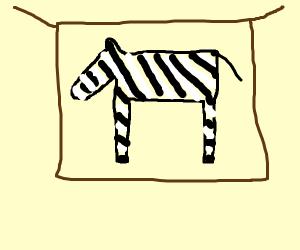 Zebra in a Box