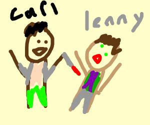 Lenny kills Carl