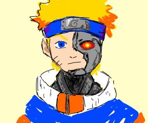 Cyborg Naruto