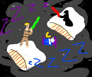 BFDI (battle for dream island) - Drawception