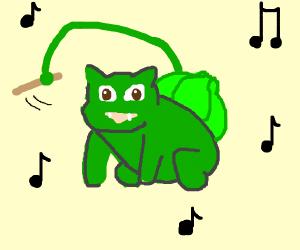 Bulbasaur conductor