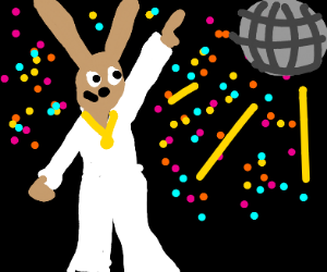rabbit disco