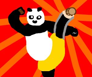 the kunfu panda