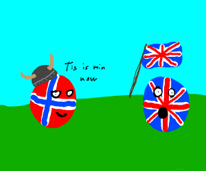 Tim conquers an island as his own country