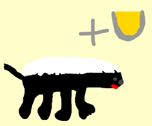its a honey honey badger