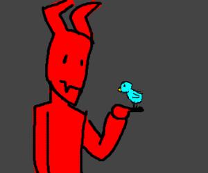 Birb has demon
