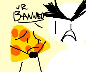 cheese ban