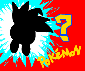 Who's that POKEMON? (Spoiler: It's Oddish)