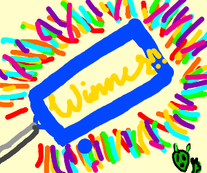 winner!! tag