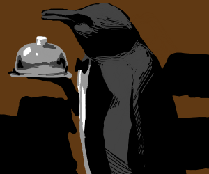 penguim butler